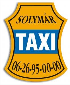 Solymáron taxit szeretne?